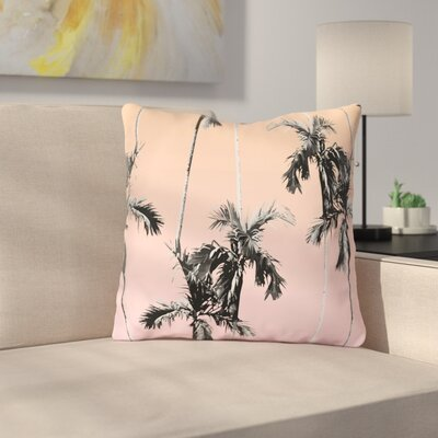 Wellington Graphic Print Throw Pillow Size: 18 x 18
