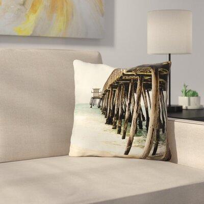 Throw Pillow Size: 16 H x 16 W x 4 D