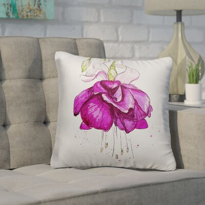 Clement Indoor/Outdoor Throw Pillow Size: 18 x 18