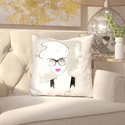 Iseminger Miley Throw Pillow