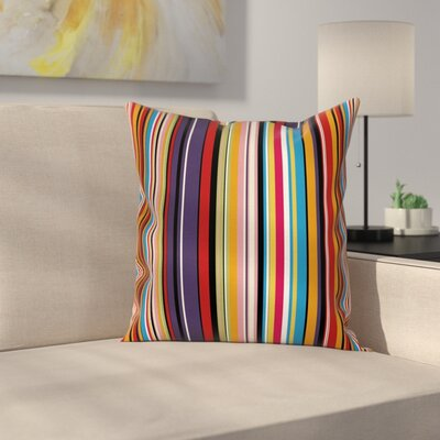 Modern 18 Square Pillow Cover Size: 16 x 16