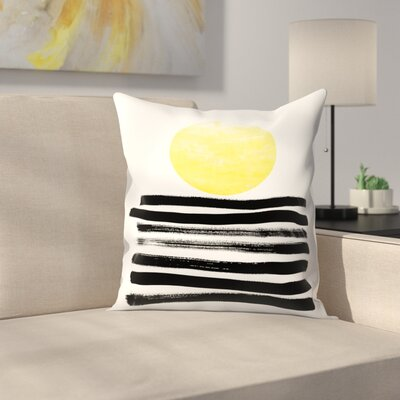 Soleil Throw Pillow Size: 20 x 20