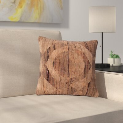 Matt Eklund Indigenous Outdoor Throw Pillow Size: 16 H x 16 W x 5 D