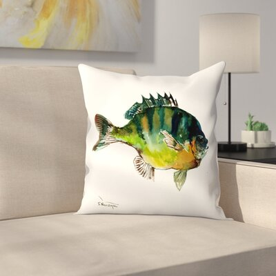 Perch 2 Throw Pillow Size: 20 x 20