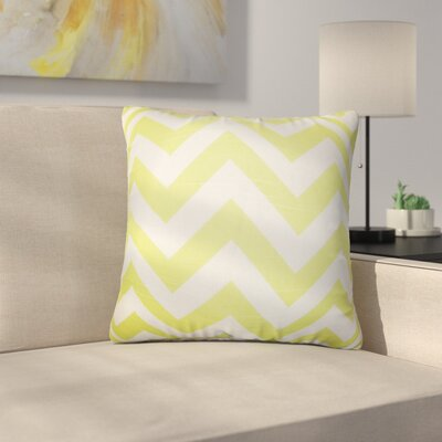 Sumlin Chevron Cotton Throw Pillow