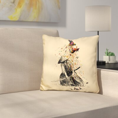 Target Practice Throw Pillow