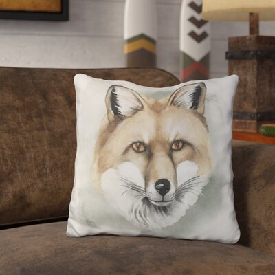 Olivar Animals Throw Pillow