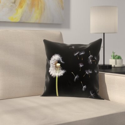 Maja Hrnjak Fly Away Throw Pillow Size: 14 x 14