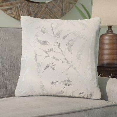 Fillmore Decorative 100% Cotton Throw Pillow Color: Natural