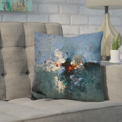 Hoadley Night Lights Throw Pillow