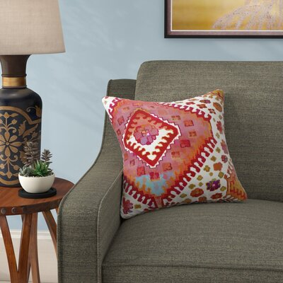 Fitzroy Accent Throw Pillow Size: 16 x 16