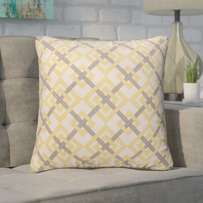 Kempton Linen Throw Pillow