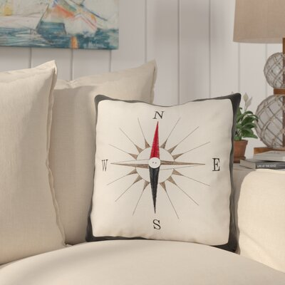 Odonnell Throw Pillow Color: Black