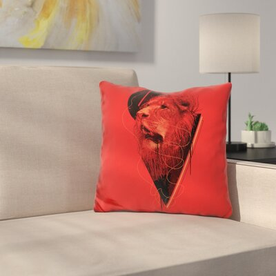 Hunger Strike Throw Pillow