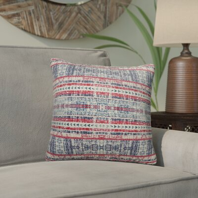 Hagley Outdoor Throw Pillow Size: 18 x 18