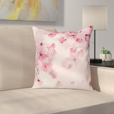 Modern Japanese Pillow Cover Size: 16 x 16