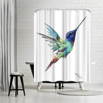 Suren Nersisyan Hummingbird VI Shower Curtain