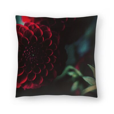 Rouge Throw Pillow Size: 18 x 18