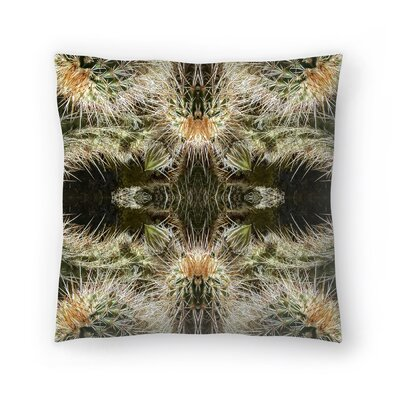 Sears Ruin Needles 3 Throw Pillow Size: 16 x 16
