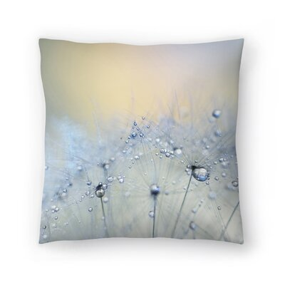 Ice Throw Pillow Size: 14 x 14