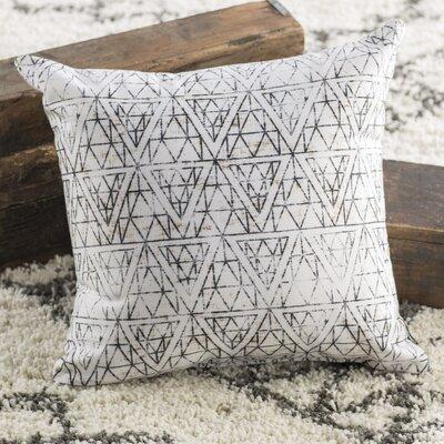 Aisha Throw Pillow Size: 18 H x 18 W x 5 D