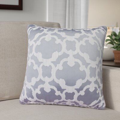 Rockdale Tile Throw Pillow Color: Ocean