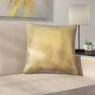 Shetler Solid Down Filled Throw Pillow Size: 18 x 18