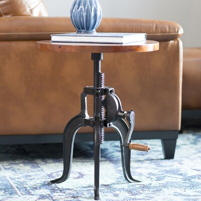 Waterford End Table Top Color: Chestnut