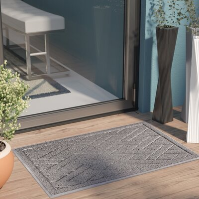Dilorenzo Doormat Color: Gray