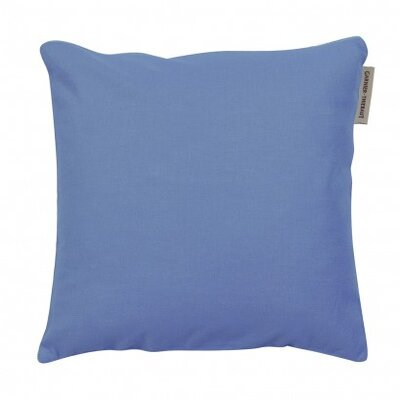 Confettis Absinthe Cushion Cover (Set of 2) Fabric: Azure, Size: 16 H x 16 W x 5 D