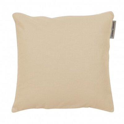 Confettis Absinthe Cushion Cover (Set of 2) Fabric: Ecru, Size: 16 H x 16 W x 5 D