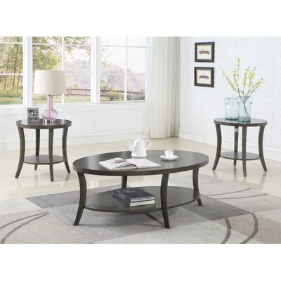 Engen 3 Piece Coffee Table Set