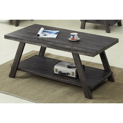 Filipek Coffee Table Color: Charcoal