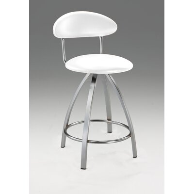 Pinedo 38 Bar Stool Color: White