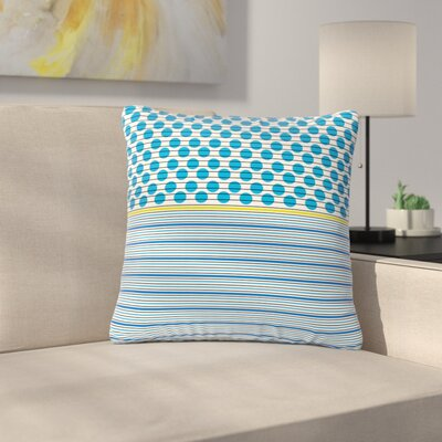 Trebam Bazen Outdoor Throw Pillow Size: 18 H x 18 W x 5 D