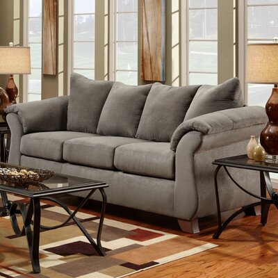 Hively Pillow Back Standard Sofa