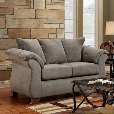 Hively Pillow Back Standard Loveseat