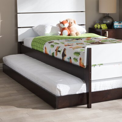Pougkeepsie Modern and Contemporary Twin Platform Bed