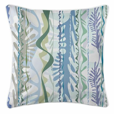 Hollowell Seaweed Drift Throw Pillow