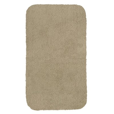 Castleberry Bath Mat Size: 20 W x 34 L, Color: Driftwood