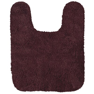 Beardmore Contour Mat Color: Autumn Burgundy