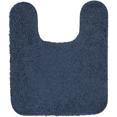 Beardmore Contour Mat Color: Dark Blue
