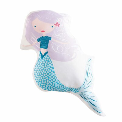 Champney Mermaids Throw Pillow