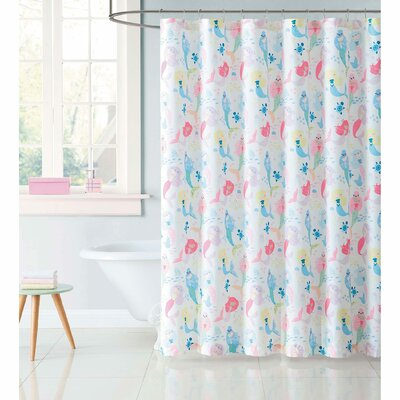 Champney Mermaids Shower Curtain