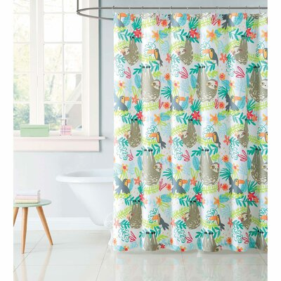 Hollowell Hanging Out Shower Curtain