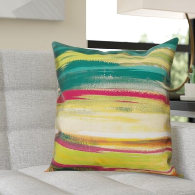 Rivers Colorful Delight Throw Pillow