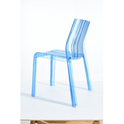 Hengrove Dining Chair Color: Blue