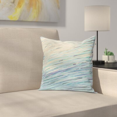 Carovilli Throw Pillow Size: 16 H x 16 W, Color: Neutral