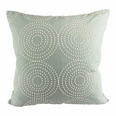 Passmore Applique Indoor/Outdoor Throw Pillow