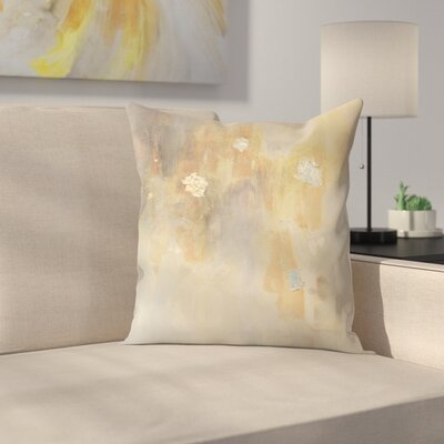Christine Olmstead on Three Throw Pillow Size: 14 x 14